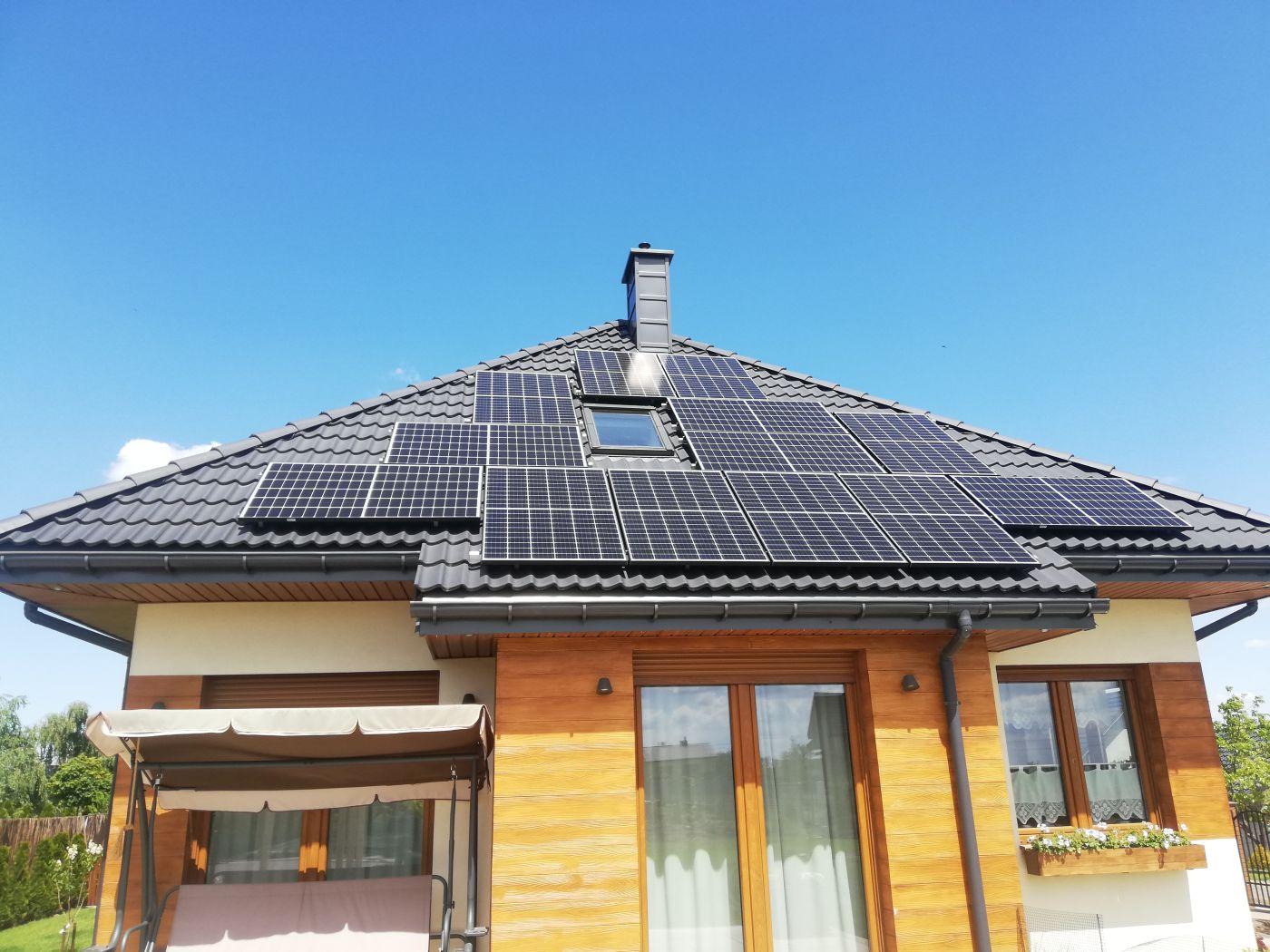 Energia z paneli fotowoltaicznych dla domu- Otwarta Energia