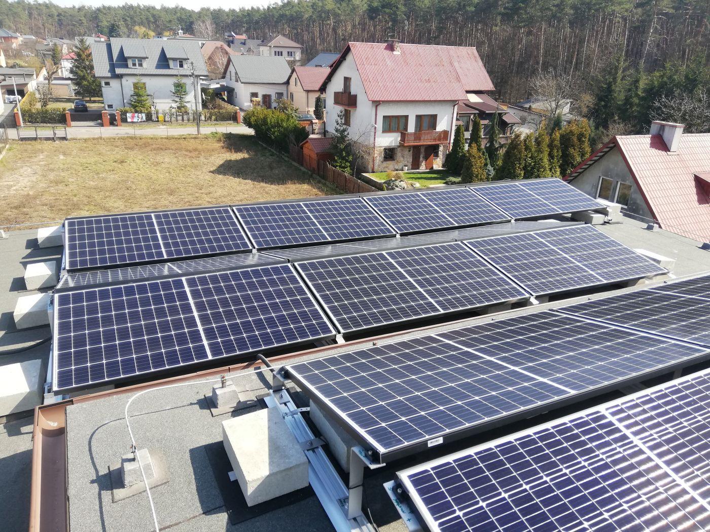 Energia z paneli fotowoltaicznych - Otwarta Energia