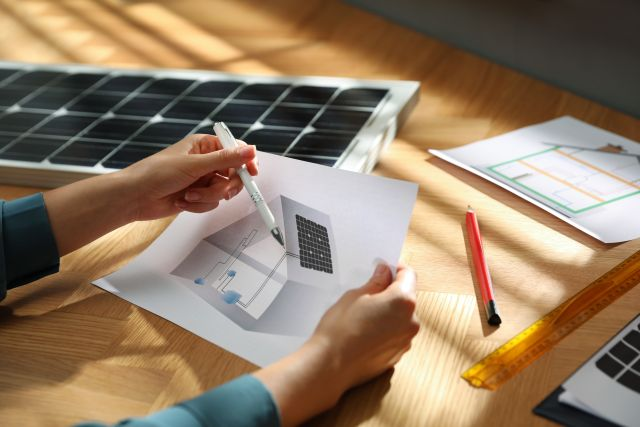 Profesjonalny projekt fotowoltaiki - Otwarta Energia