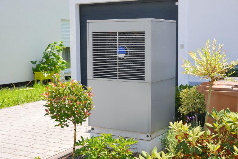 Wygląd powietrznej pompy ciepła - Otwarta Energia