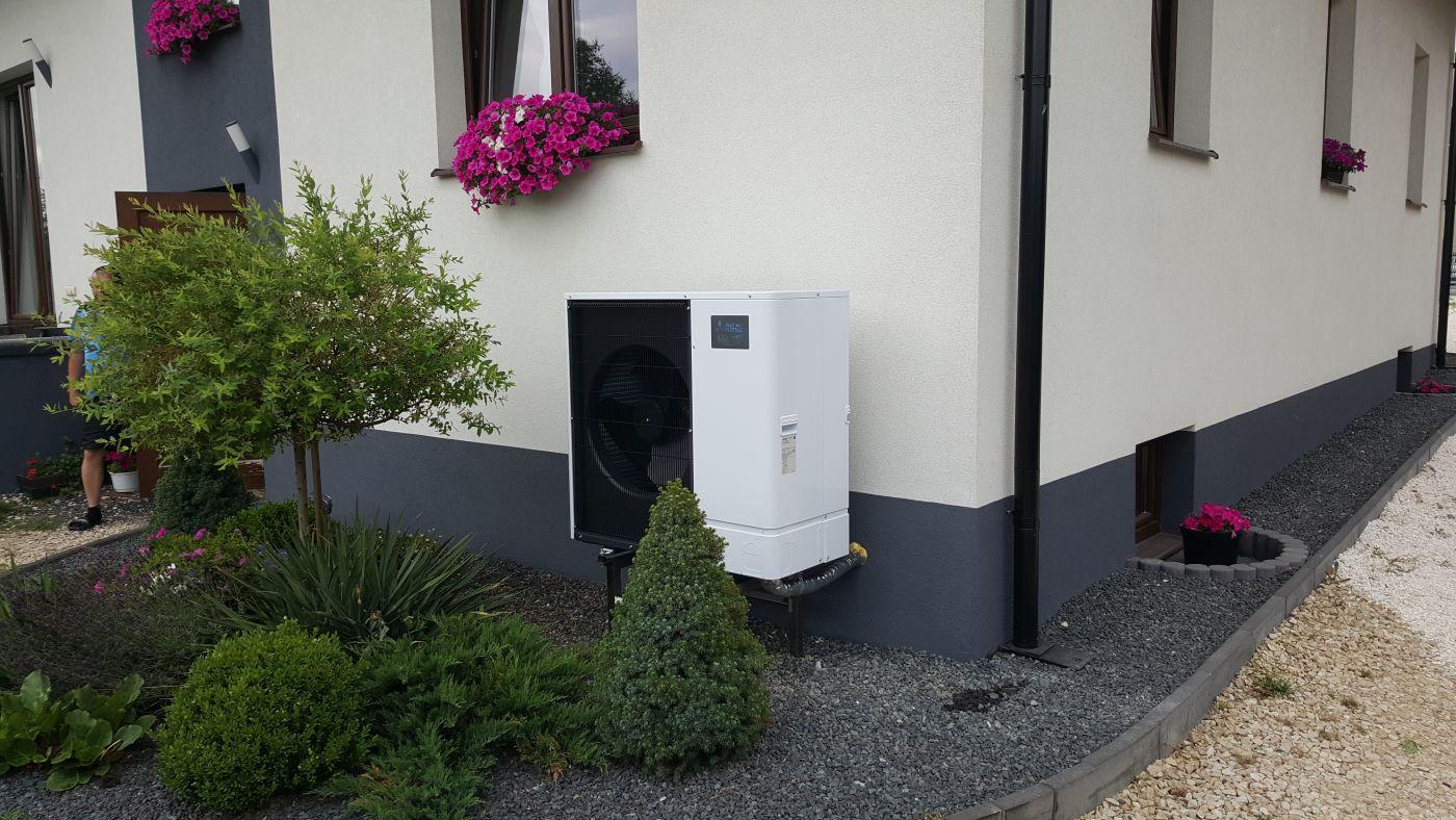 Wydajna pompa ciepła - Otwarta Energia
