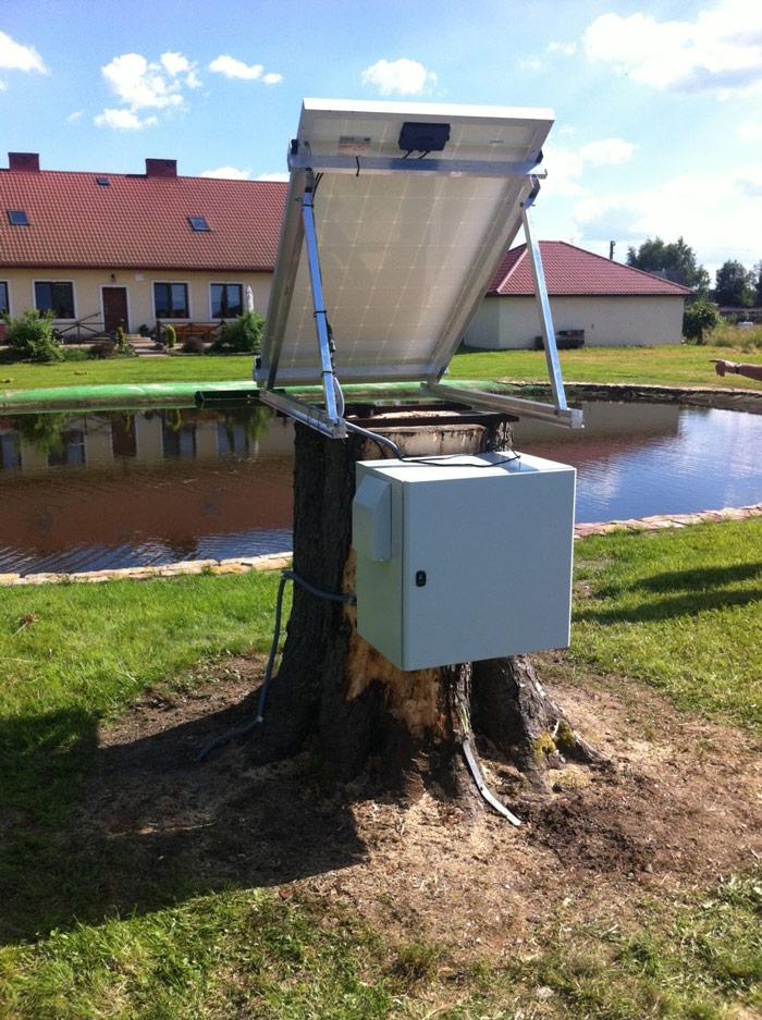 Instalacja off-grid - otwartaenergia.pl