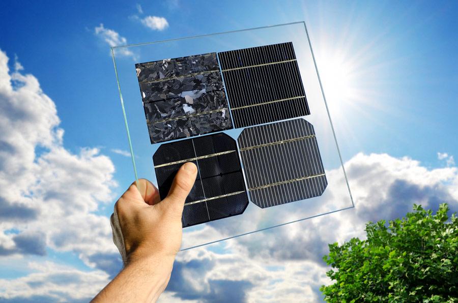 Prezentacja różnych rodzajów paneli fotowoltaicznych - otwartaenergia.pl