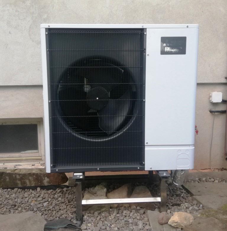 Pompa ciepła powietrze-woda - otwartaenergia.pl